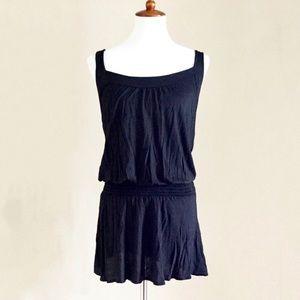 Lucy Love Black Spaghetti Strap Dress.